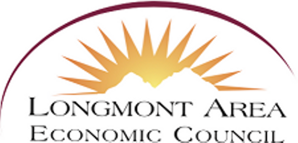 Longmont area economic council logo